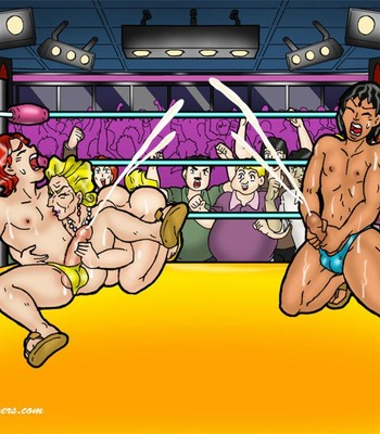 Sex In The Ring comic porn sex 011
