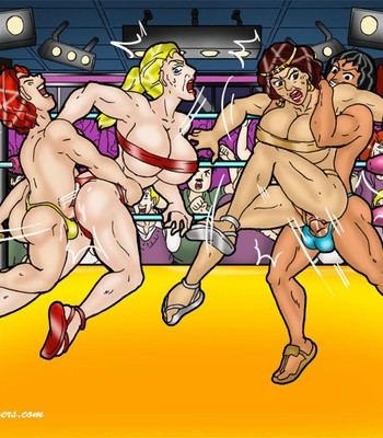 Sex In The Ring comic porn sex 013