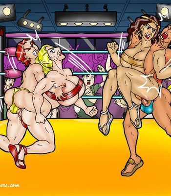 Sex In The Ring comic porn sex 014