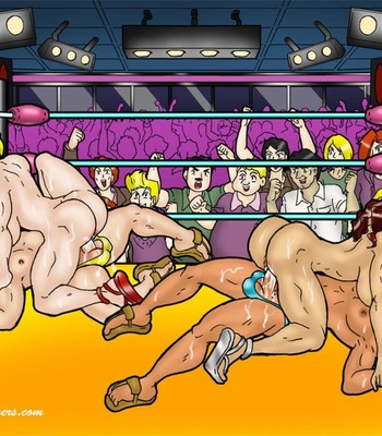 Sex In The Ring comic porn sex 016