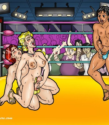 Sex In The Ring comic porn sex 019