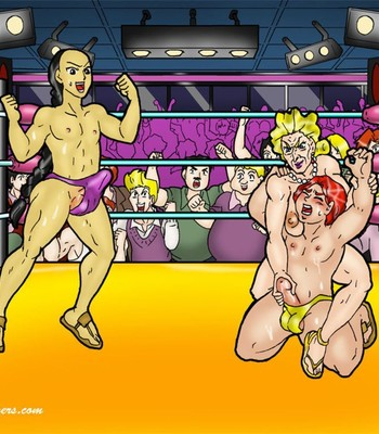 Sex In The Ring comic porn sex 022