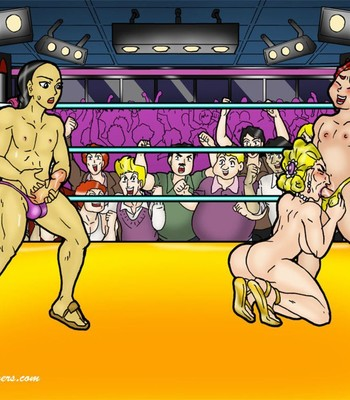 Sex In The Ring comic porn sex 023