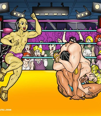 Sex In The Ring comic porn sex 026