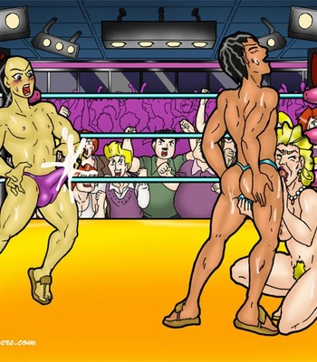 Sex In The Ring comic porn sex 027