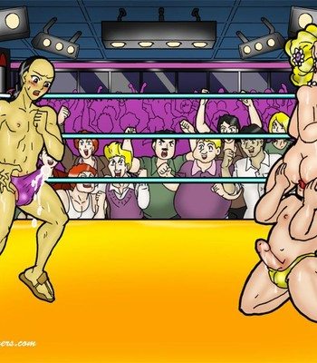 Sex In The Ring comic porn sex 028