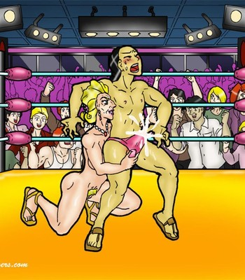 Sex In The Ring comic porn sex 030