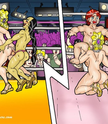 Sex In The Ring comic porn sex 032