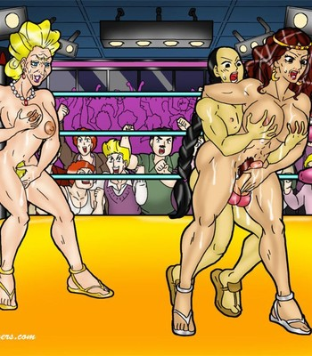Sex In The Ring comic porn sex 034