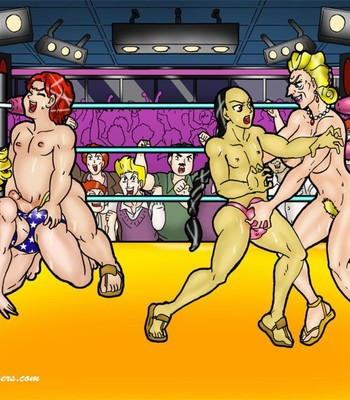Sex In The Ring comic porn sex 035
