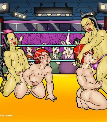 Sex In The Ring comic porn sex 039