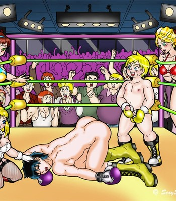 Sex In The Ring comic porn sex 047