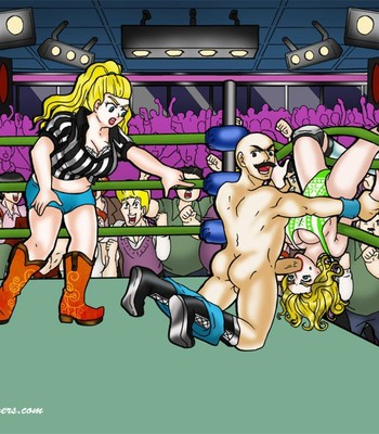 Sex In The Ring comic porn sex 062