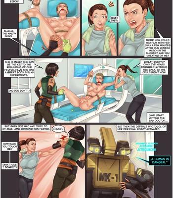 Sexcom 4 - I Robot comic porn sex 005