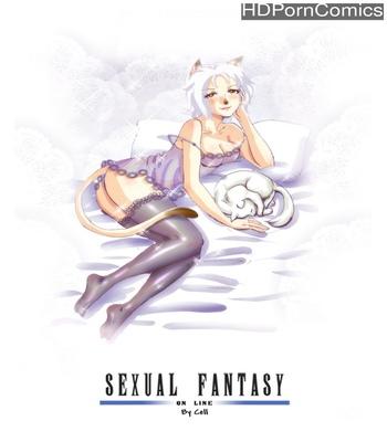 Porn Comics - Sexual Fantasy