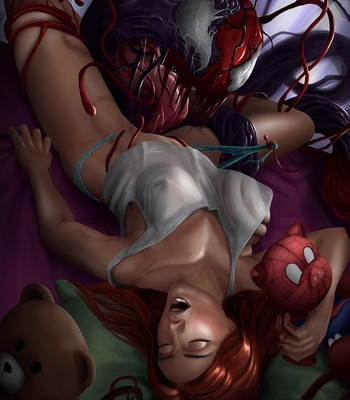 Porn Comics - Sexual Symbiotes 2 – Ties That Bind