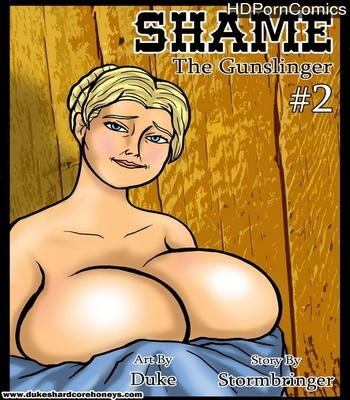 Porn Comics - Shame 2