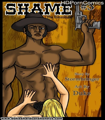 Porn Comics - Shame 3
