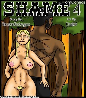 Porn Comics - Shame 4