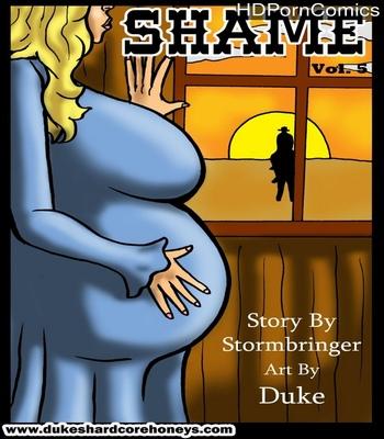 Porn Comics - Shame 5