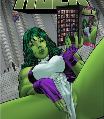 She-Hulk comic porn thumbnail 001