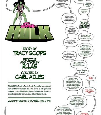 She-Hulk comic porn sex 002