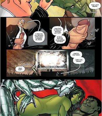 She-Hulk comic porn sex 005