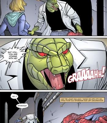 She Lizard 1 comic porn sex 010