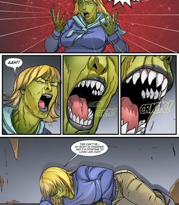 She Lizard 1 comic porn sex 013