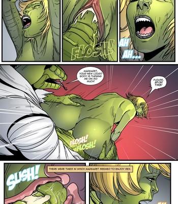 She Lizard 1 comic porn sex 020