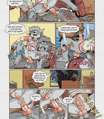 Sheath And Knife 2 comic porn sex 057