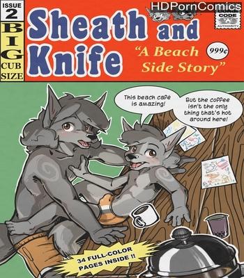 Porn Comics - Sheath And Knife – A Beach Side Story