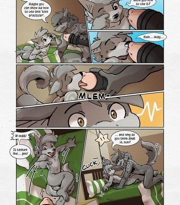 Sheath And Knife – Bed Side Story comic porn sex 024