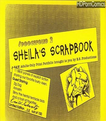 Porn Comics - Sheila's Scrapbook