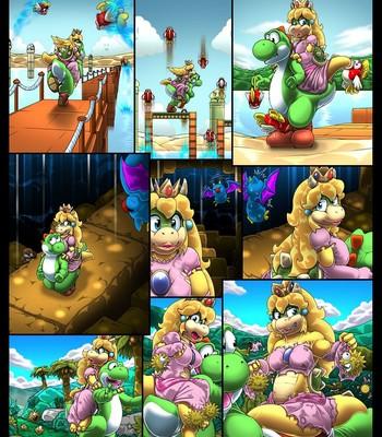 Shell Shocked Princess comic porn sex 003