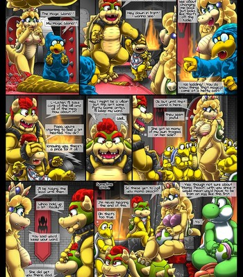 Shell Shocked Princess comic porn sex 015