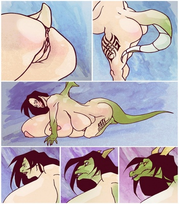 Shira-s-Dragonification 3 free sex comic