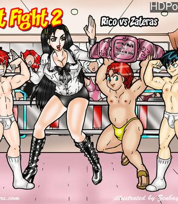 Porn Comics - Shoot Fight 2 – Rico vs Zateras