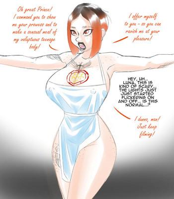 Short Shorts - Pumpkin Pie comic porn sex 008