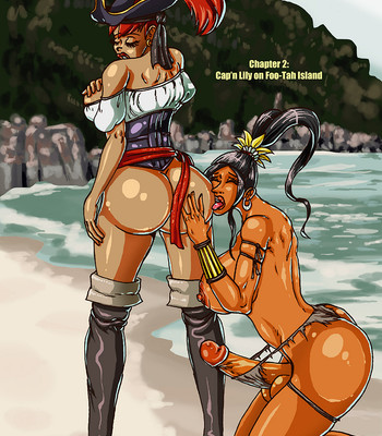 Porn Comics - Side Dishes 2 – Cap'n Lily On Foo-Tah Island