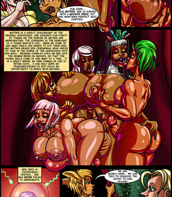 Side Dishes 2 – Cap'n Lily On Foo-Tah Island comic porn sex 016