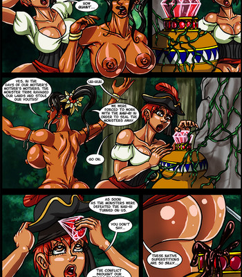 Side Dishes 2 – Cap'n Lily On Foo-Tah Island comic porn sex 017