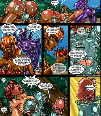 Side Dishes 2 – Cap'n Lily On Foo-Tah Island comic porn sex 026