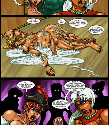 Side Dishes 2 – Cap'n Lily On Foo-Tah Island comic porn sex 041