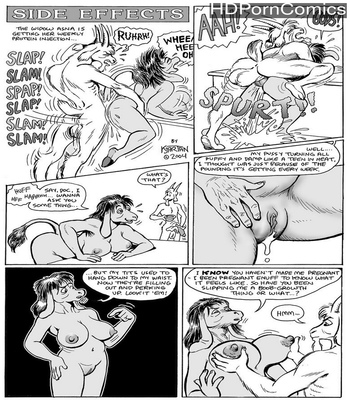 Porn Comics - Side Effects