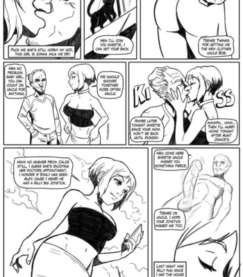 Sidney - Fun In The Sun comic porn sex 006