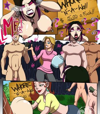 Sigma VS Omega – Whore In A Wall comic porn sex 002