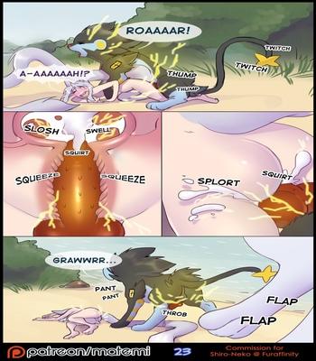 Silver-Soul 24 free sex comic