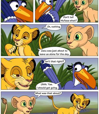 Simba Sex comic porn sex 006
