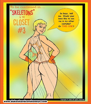 Sion 2 – Skeletons In The Closet comic porn
